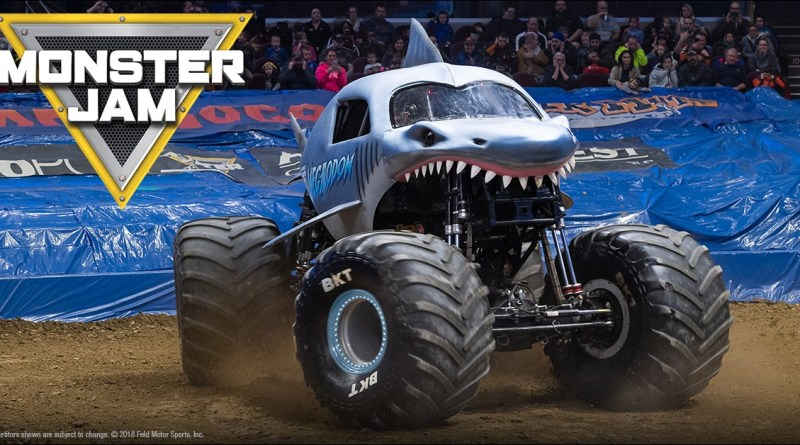 Monster Jam 2019 - DOUBLE TROUBLE DADDY