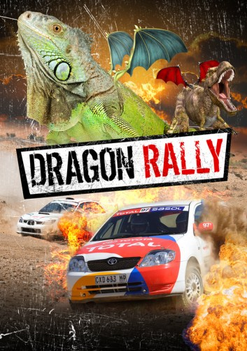 The Dragon Rally cover art, unveiled in early 2011