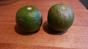 2 Two Key Limes