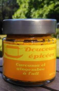 curcuma gingembre à l'ail site