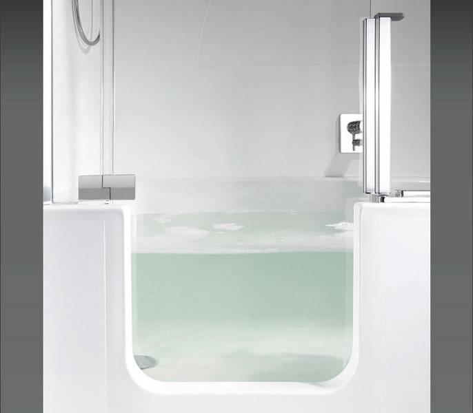 douche modul eau