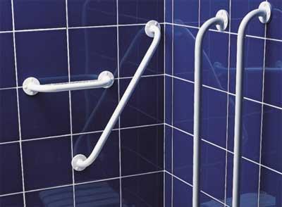 barres de maintien douche