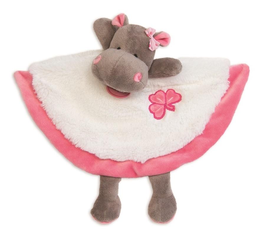 Babynat Doudou Hippopotame Zo 27 Cm