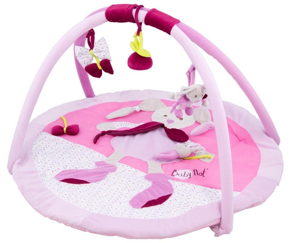 https www doudouplanet com babynat tapis eveil lapin diablotine 24091 html