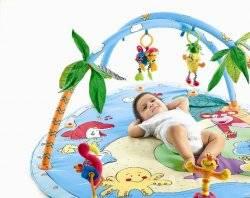 tiny love tapis eveil activitot tropical livraison gratuite 24 48h