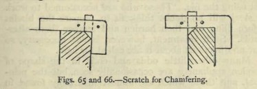 scratch-for-chamfering