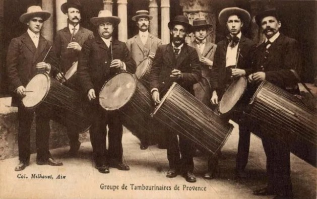 Le galoubet et le tambourin - pipe and tabor ensemble