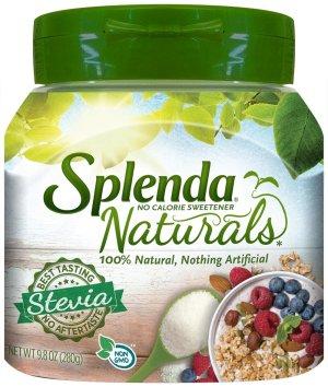 Splenda Stevia sweetener - by Doug Cook RD