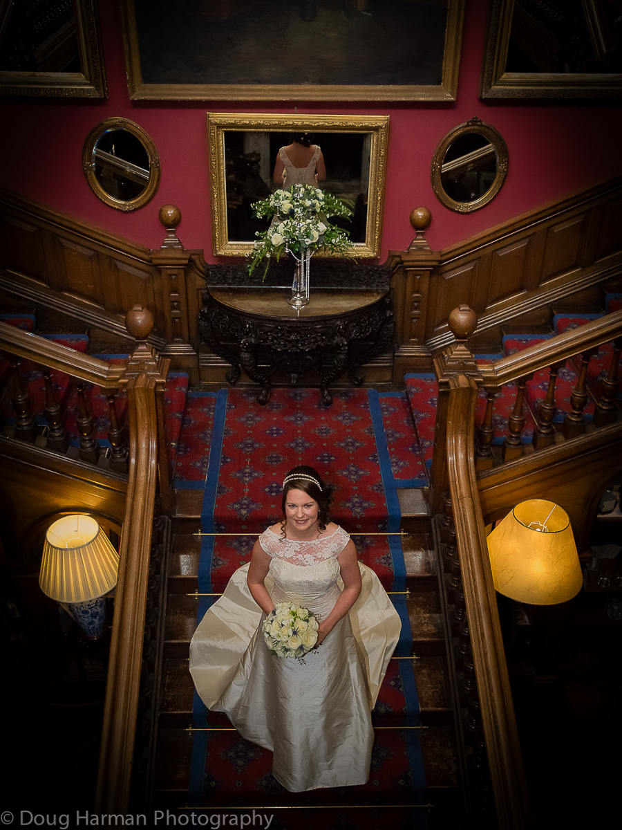 The wedding of Tim and Louise Carter, Chilston Park, April 13th 2015.