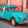 A Citroen 2CV in Southern France. digital-photography-tuition
