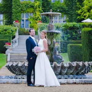 Catherine and Thomas's Wedding photos, Eastwell Manor, Kent.