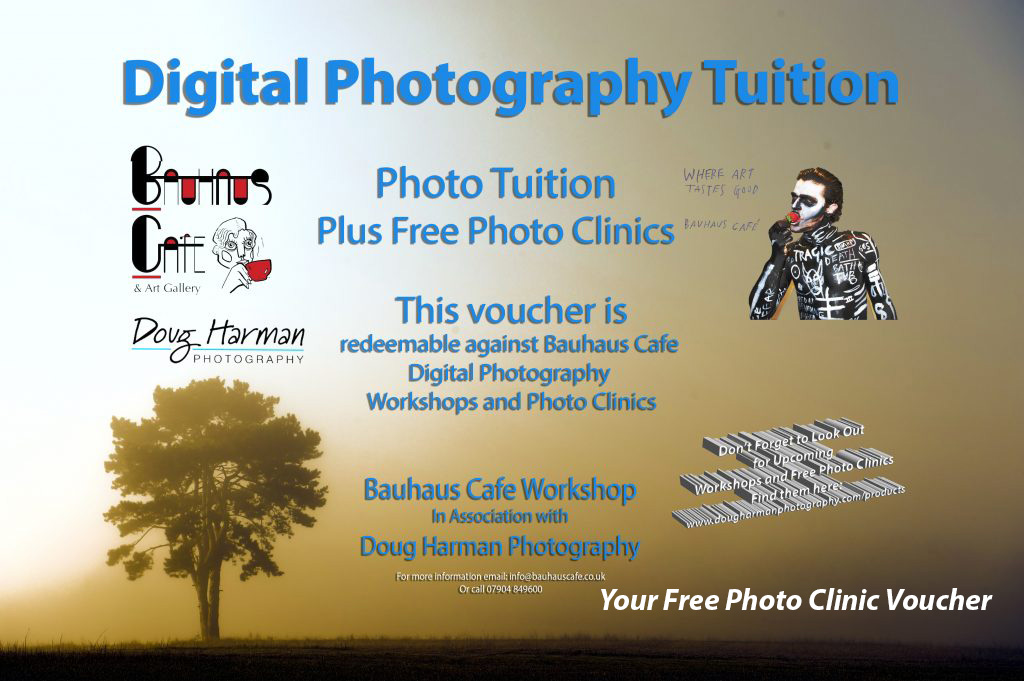 Your Free Photo Clinic Voucher.