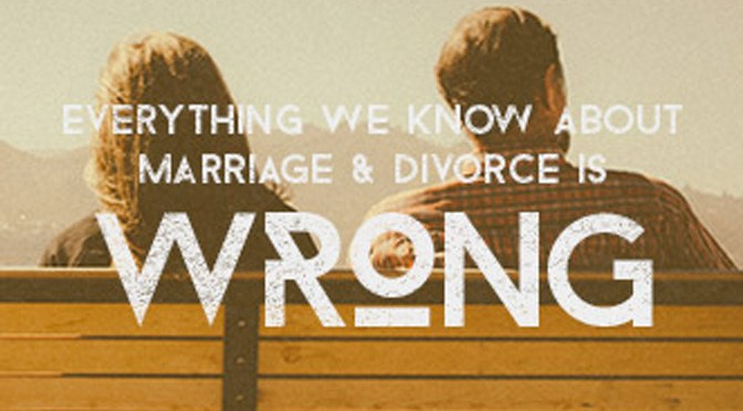 Everything We Think We Know About Marriage and Divorce Is Wrong | Shaunti Feldhahn