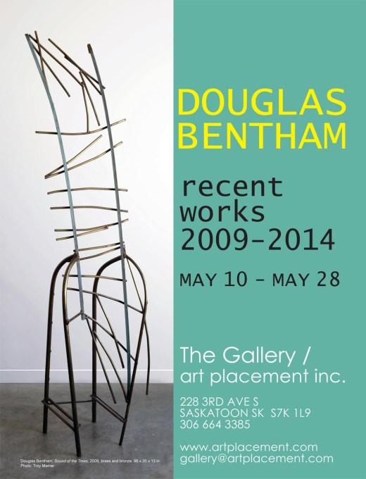 Douglas Bentham, Recent Works at Art Placement Gallery