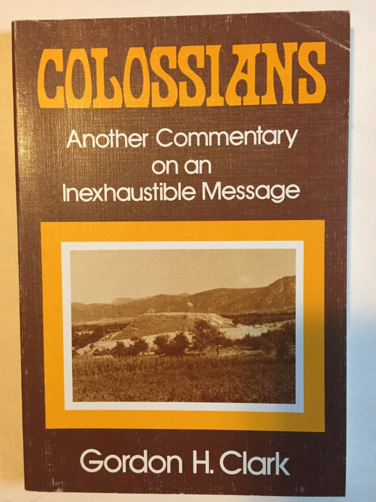 ghc review 25; colossians