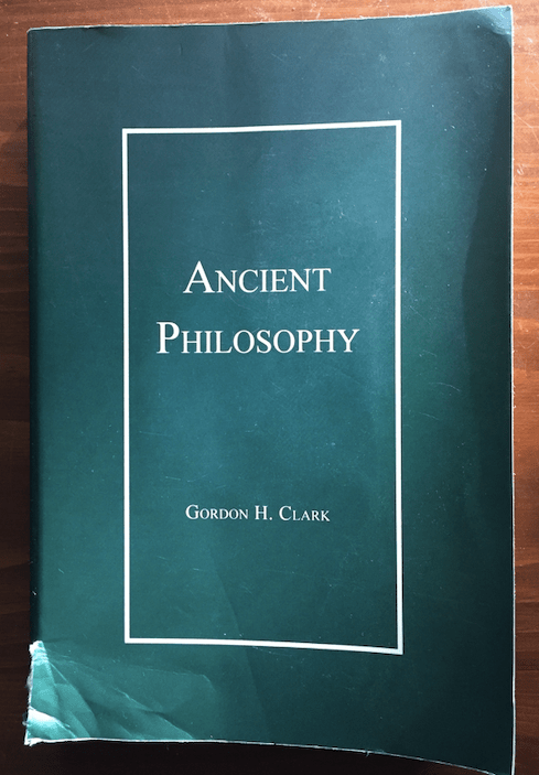GHC Review 55; Ancient Philosophy
