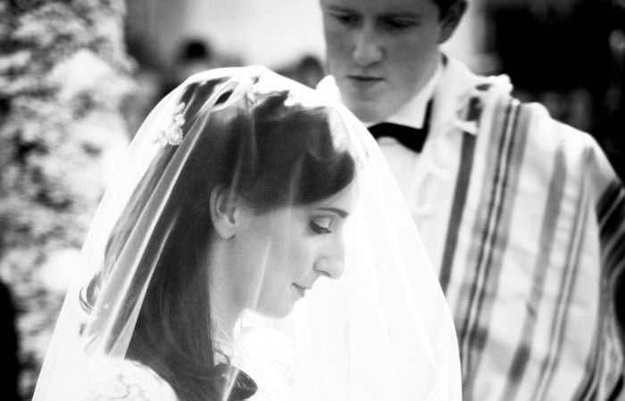 Wedding Photograph Jewish Wedding London