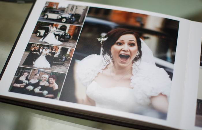 Jorgensen Wedding Album - Bride
