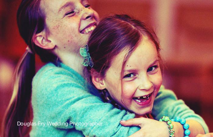 Wedding Photograph Children in Chelsea, London