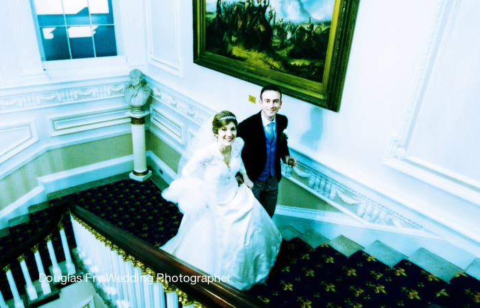 Wedding Photograph In and Out Club