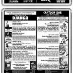 New Beverly Cinema - Program - July 2019 (back)
