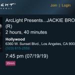 ArcLight Cinemas Presents - Jackie Brown (screenshot)