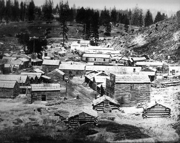 Hangtown circa 1850
