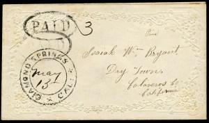 Diamond Springs 1854