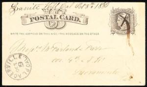 Granite Hill 1880