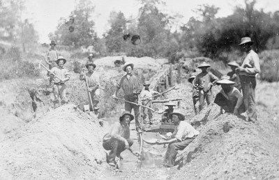 Miners in Coloma