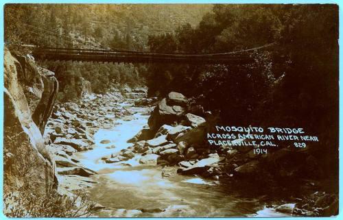 Mosquito Bridge - 1914