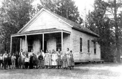 Newtown School - 1880s