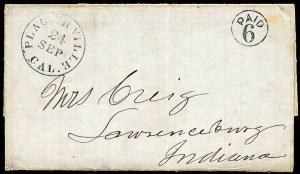 Placerville 1852