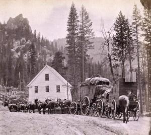 Webster Station and Sugarloaf c:1866