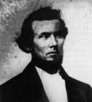"John Calhoun ""Cock-eye"" Johnson"