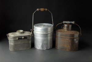 Cornish Miner's Lunchboxes