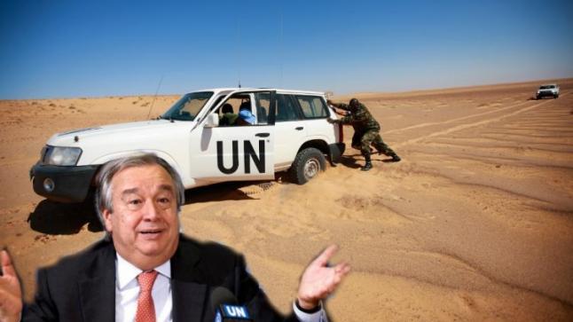 مجلس الأمن يقر تمديد ولاية المينورسو لمدة عام بالصحراء المغربية