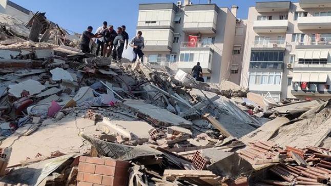 زلزال بقوة 6.6 درجة يضرب تركيا صباح اليوم