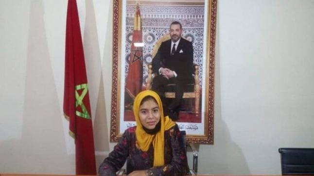 التلميذة سارة الضعيف تمثل المملكة المغربية في الدورة الخامسة لتحدي القراءة العربي 2020