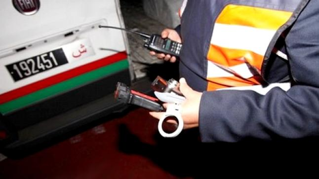 """الأمن بسيدي بنور يطيح بشبكة اجرامية زعيمها """"عطار"""""""
