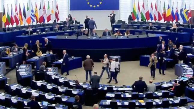 البرلمان الأوروبي : تدهور متزايد لحقوق الإنسان والحريات بالجزائر