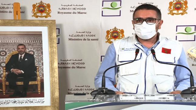 معاذ المرابط: المنظومة الصحية الوطنية لا تزال صامدة في مواجهة الانتكاسة الوبائية الجديدة التي يعيشها المغرب.