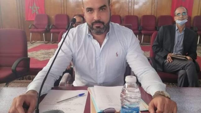 انتخاب عبد المعيد أسعد رئيسا للجماعة الترابية سيدي بنور