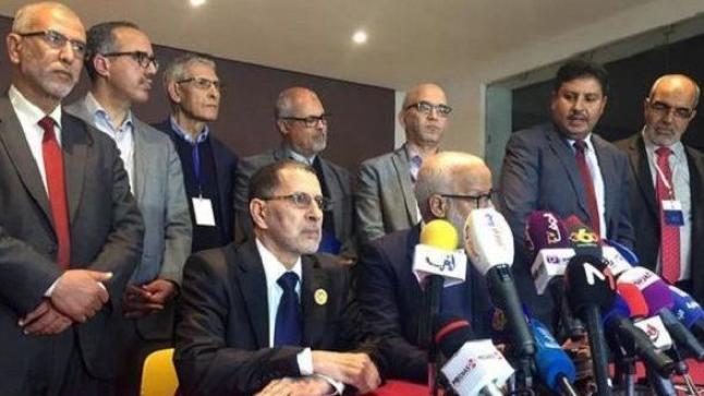 عاجل …استقالة جماعية لأعضاء الأمانة العامة لحزب العدالة و التنمية