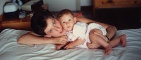 Mamma ed educatrice prenatale