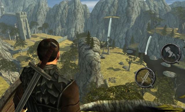 Ravensword Shadowlands 3d RPG Apk