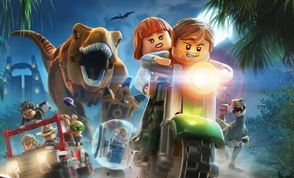 Lego Jurassic World APK