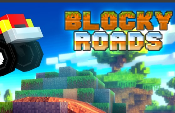 Blocky Roads Mod APK Unlocked
