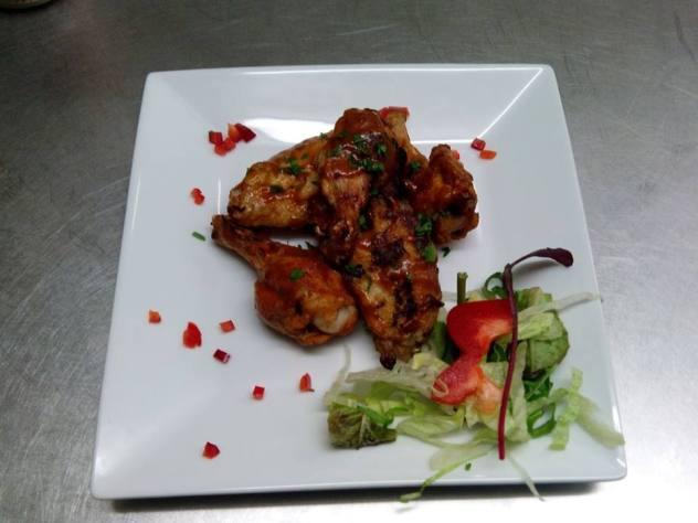 Piri Piri Chicken Wings