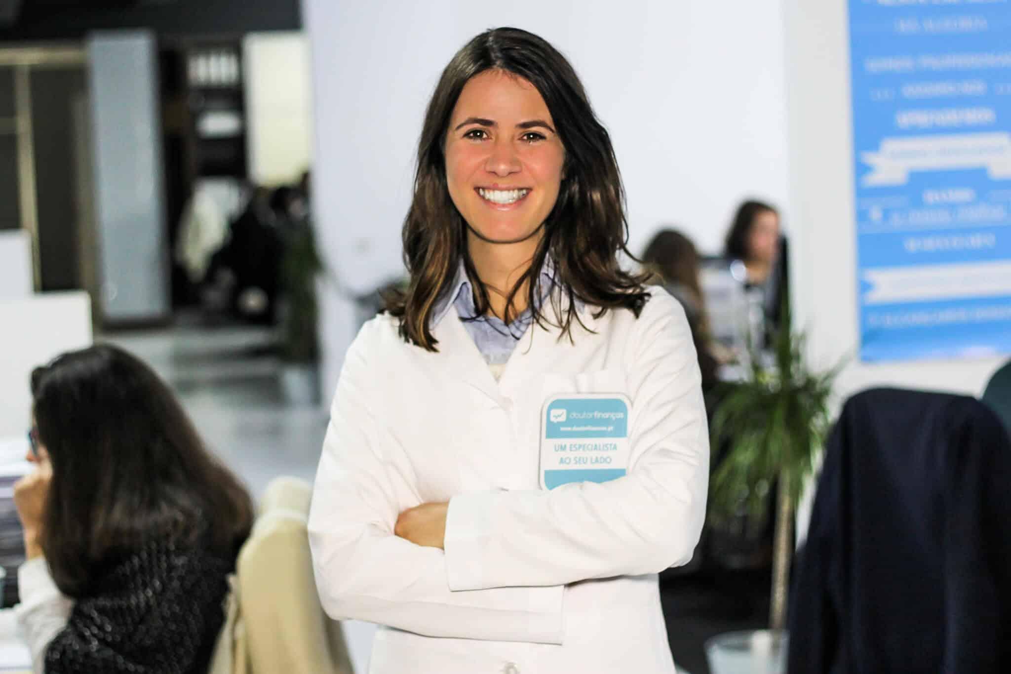 Conheça a Responsável pela primeira Clínica Doutor Finanças, Patrícia Saraiva